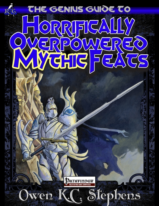 Horrifically Overpowered Mythic Feats