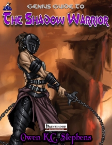 GG to the Shadow Warrior Cover