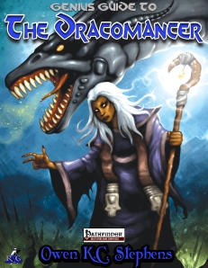 GG to the Dracomancer Cover
