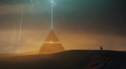 Fantasy Pyramid