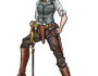 Really Wild West Class Features:Soldiers