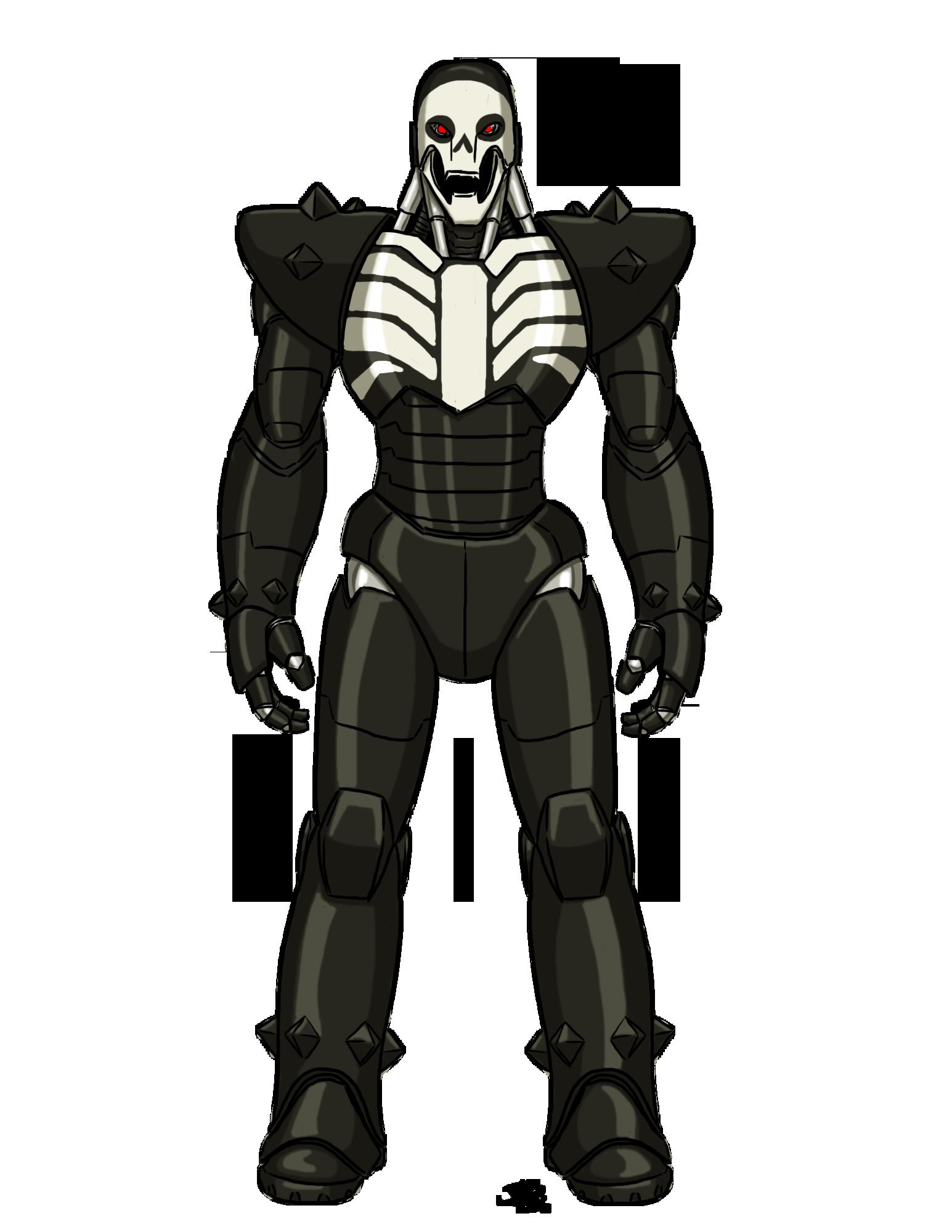Robot Juggernaut-color