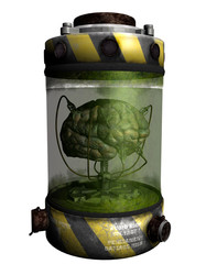 PA Brain in a Jar