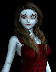 PA Creepy Doll