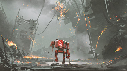 PA Robot