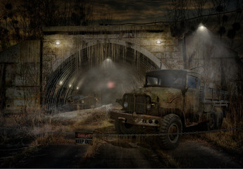 PA truck
