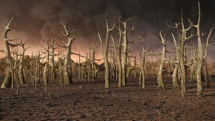 PA dead trees