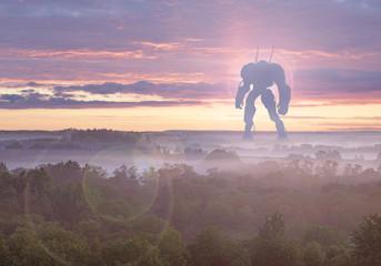PA Robot Titan