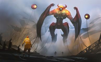 PA weird Titan