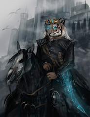 RWW Mounted Rakshasa