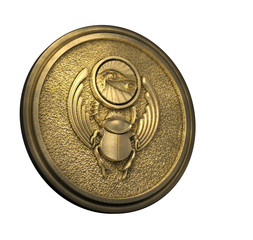RWW Scarab Coin