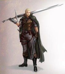 RWW Sword Saint