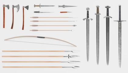 DungeonFinder Weapons