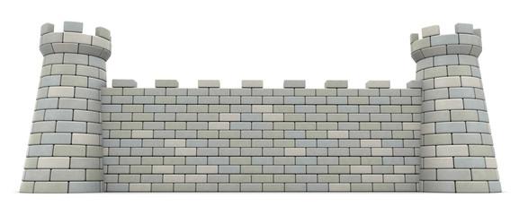 GW Wall of stone