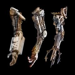 Scifi hand