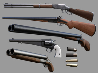 RWW Weapons
