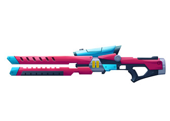 Spell Rifle by info at nextmars dot com