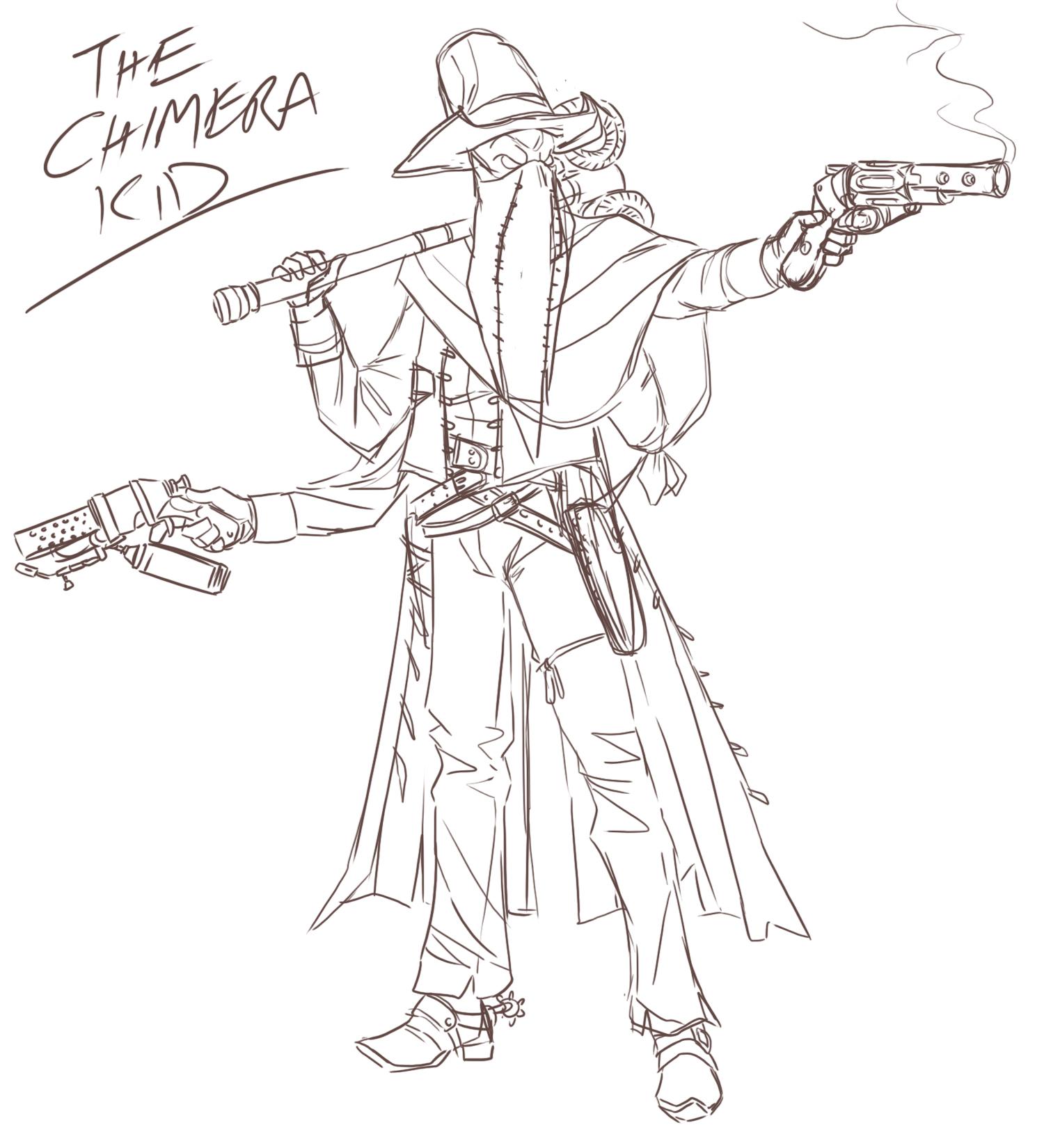 Chimera Kid