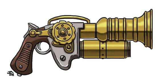 RWW Jerico Pistol